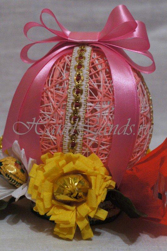 подарочные яйца